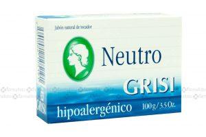 jabon neutro hipoalergenico