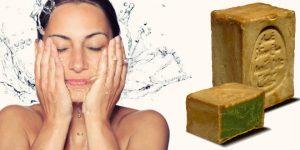 propiedades del jabón de alepo
